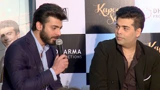 Fawad Khan On Pakistan's Reaction To Playing GAY In Kapoor & Sons