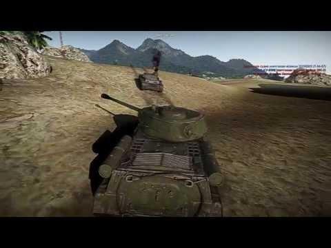 Баг в War Thunder Летающий Пз 3