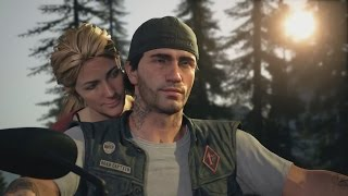 Days Gone Gameplay Walkthrough Part 1 DEMO and Cinematic Trailer E3 2016