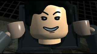 LEGO Harry Potter Years 1-4 All Cutscenes