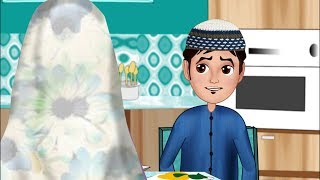 Abdul Bari reads dua for knowledge - Urdu