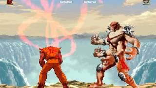 Mortal Kombat vs Street Fighter MUGEN (DL link)
