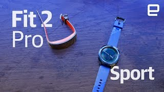 Samsung Gear Sport and Fit 2 Pro hands-on at IFA 2017