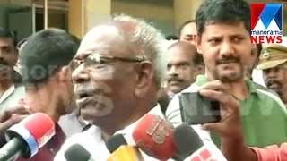 I will not resign: M.M. Mani  | Manorama News