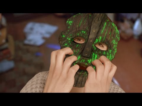 Xxx Mp4 The MASK Girl First Transformation Best New Special Effects 2018 3gp Sex