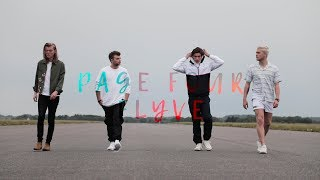 PAGE FOUR - Flyve (Lyric video)