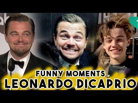 Leonardo Dicaprio Funny Moments Part 2