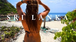 Sri Lanka I Go Pro I Backpacking I May I Nikon1j4 I paradise I surfing