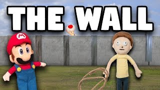 SML Parody: The Wall!