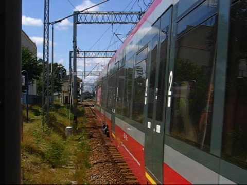 Pociąg pospieszny PRZĄŚNICZKA Łódź Fabryczna Warszawa Wschodnia