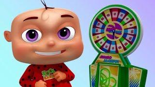 Five Little Babies In a Amusement Arcade | Five Little Babies Collection | Zool Babies Fun Songs