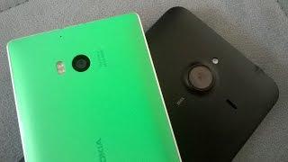 Microsoft  640 xl vs Nokia  930 - Camera Test Comparison
