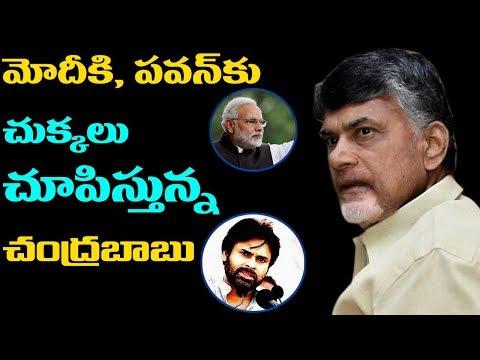 CM Chandrababu Naidu Master Plans For PM Modi And Pawan Kalyan | ABN Telugu