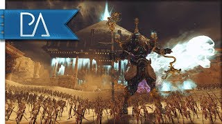 RISE OF THE TOMB KINGS - NEW DLC - Total War: Warhammer 2 Gameplay