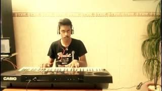 Naan Un Azhaginile | Piano Cover | Dhiwaa
