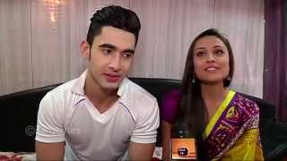 Laksh and Anupriya aka Parth and Vibha of Warriors High in conversation with Tellybytes