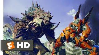 Pacific Rim Uprising (2018) - Mega-Kaiju Violence Scene (9/10) | Movieclips