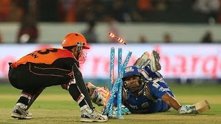 SRH vs MI, IPL 2016: Sunrisers Hyderabad won by 7 wickets