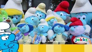 What's in Jakks Box? #2 • The Smurfs