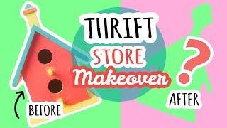 Thrift Store Makeover