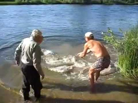 рыбалка в введенке