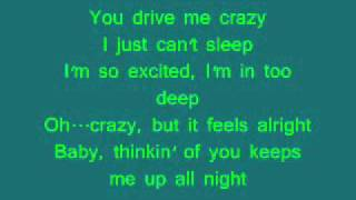 (You Drive Me) Crazy - Britney Spears - Lyrics