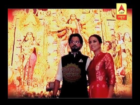 Xxx Mp4 Hina Khan And Beau Rocky Jaiswal Reach Kolkata To Celebrate Navaratri 3gp Sex