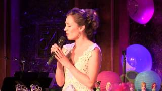 """Laura Osnes & Zachary Levi - """"I See The Light"""" (The Broadway Princess Party)"""
