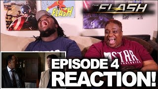 The Flash Season 4 Episode 4 : REACTION WITH MOM!!