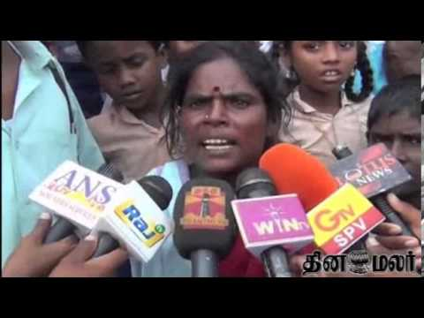 Teacher Arrested Near Villupuram for giving Sex Torture for 7th Standard Studying Girls