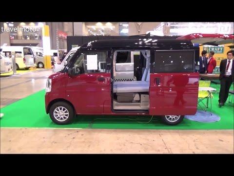 Mini Camper - off time Traveler 2017 キャンピングカー