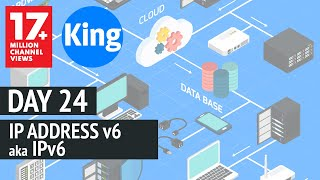 200-125 CCNA v3.0 | Day 24: IP Address V6 | Free Cisco Video Training 2016 | NetworKing