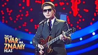 Petr Vondráček jako Roy Orbison –