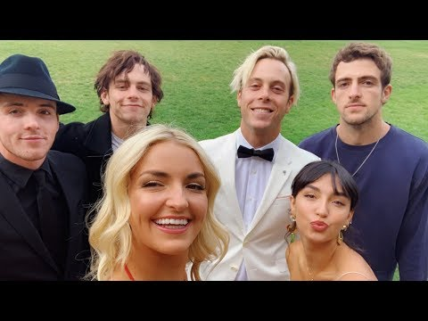 THE DAY BEFORE MY BROTHERS WEDDING Rydel Lynch