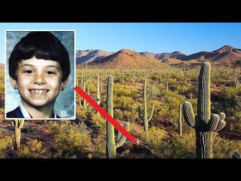 8 Yaşındaki Çocuk Kaybolduktan 7 Ay Sonra Yürüyüş Yapan Biri Çölde İskelet Kalıntıları Buldu
