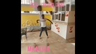 OFFICIAL DANCE VIDEO TO AKWABOAH I DO LOVE YOU DANCE BY MAADJOA