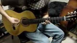 Guitar - (Metal on Acoustic) awesome playing