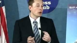 SpaceX Next - Falcon Heavy Press Conference