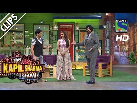 Xxx Mp4 Kapil Welcomes Sania Mirza To The Show The Kapil Sharma Show Episode 14 5th June 2016 3gp Sex