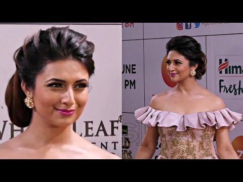 Yeh Hai Mohabbatein Ishita Aka Divyanka Tripathi At Zee Gold Awards 2018