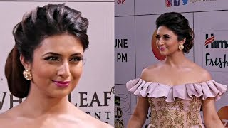 Yeh Hai Mohabbatein Ishita Aka Divyanka Tripathi At Zee Gold Awards 2018