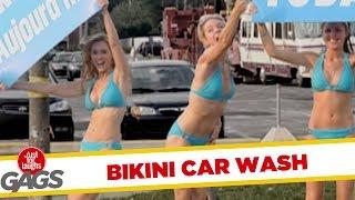Girls in Bikinis PRANKS