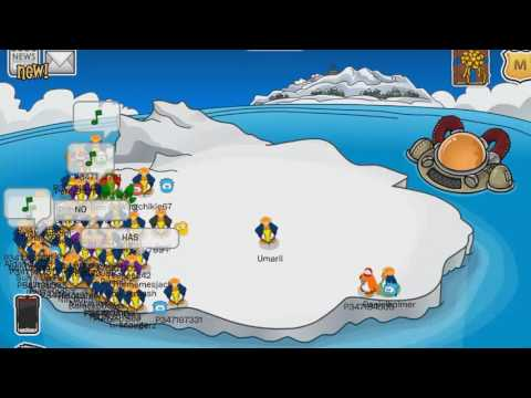 Tipping the Iceberg in Club Penguin after 12 years