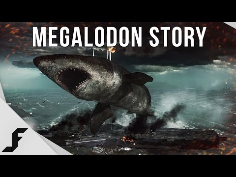 MEGALODON STORY - How the Easter Egg was discovered! | Daikhlo