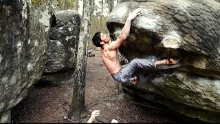 Fontainebleau - Bouldering in the magical forest | 2017