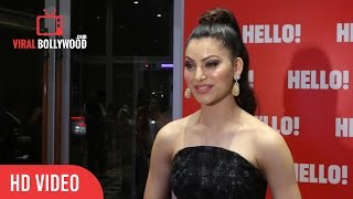 HOT Urvashi Rautela At Hello Magazine's First Limited Edition | Iconic Jewels of India
