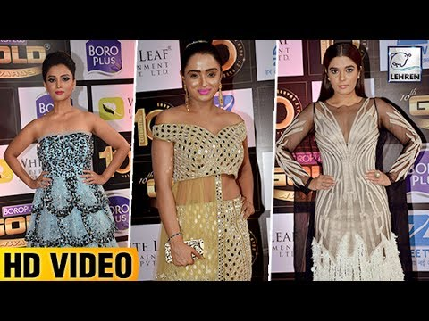 Xxx Mp4 Zee Gold Awards 2017 WORST Dressed Actresses Parul Chauhan Adaa Khan Pooja Gor 3gp Sex
