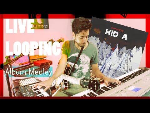 Xxx Mp4 Kid A Radiohead LIVE Looping Medley Rubrick 3gp Sex