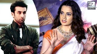 Kangana Ranaut INSULTS Ranbir Kapoor At Success Party Of Manikarnika | LehrenTV