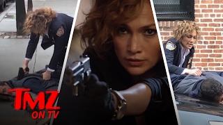 Why J Lo's Cop Show is So Hot | TMZ TV